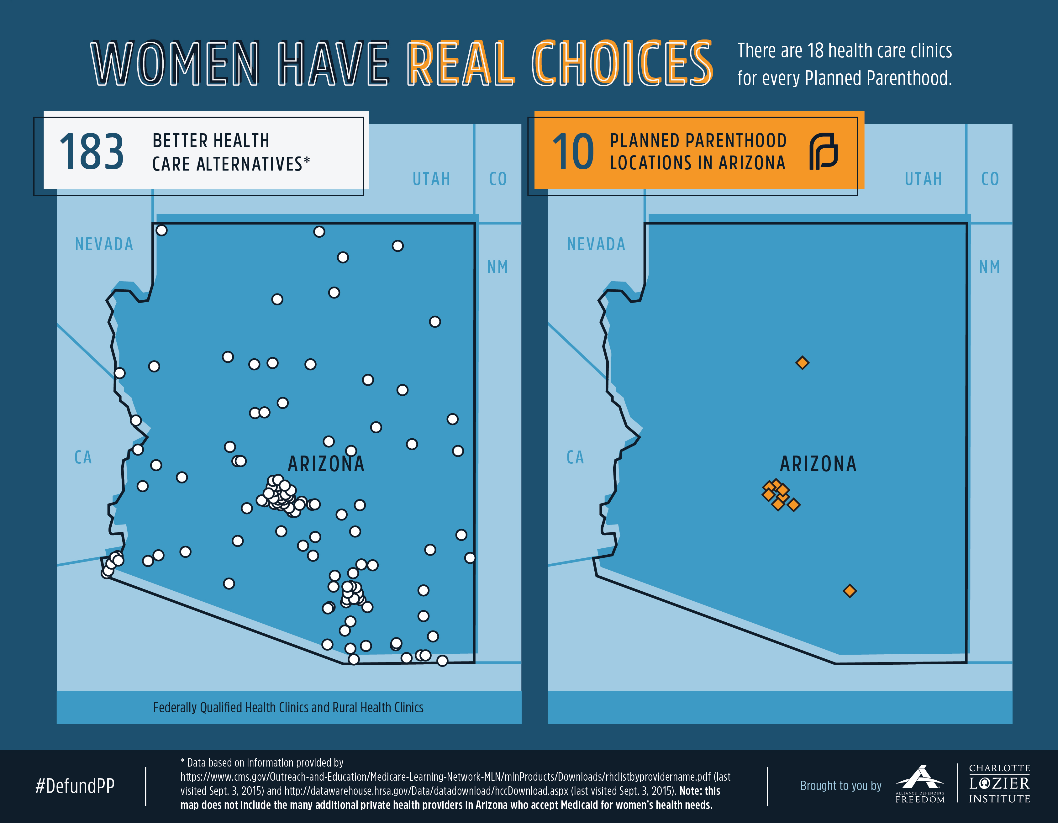 Maps: Health Clinics Nationwide Compared to Planned